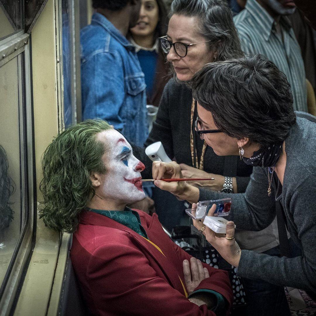 Джокер за кадром фильма