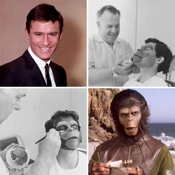 Лучший грим в кино Родди Макдауэлл - Планета обезьян