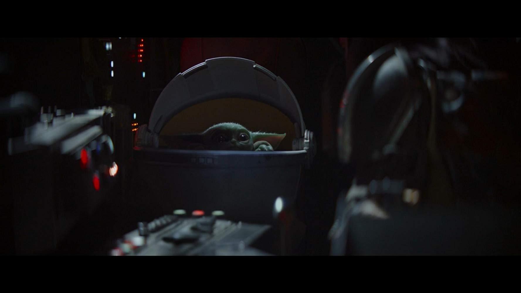Мандалорец 3 серия детеныш Йода