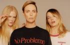 Марго Робби, Николь Кидман и Шарлиз Терон снялись в фотосессии для журнала W