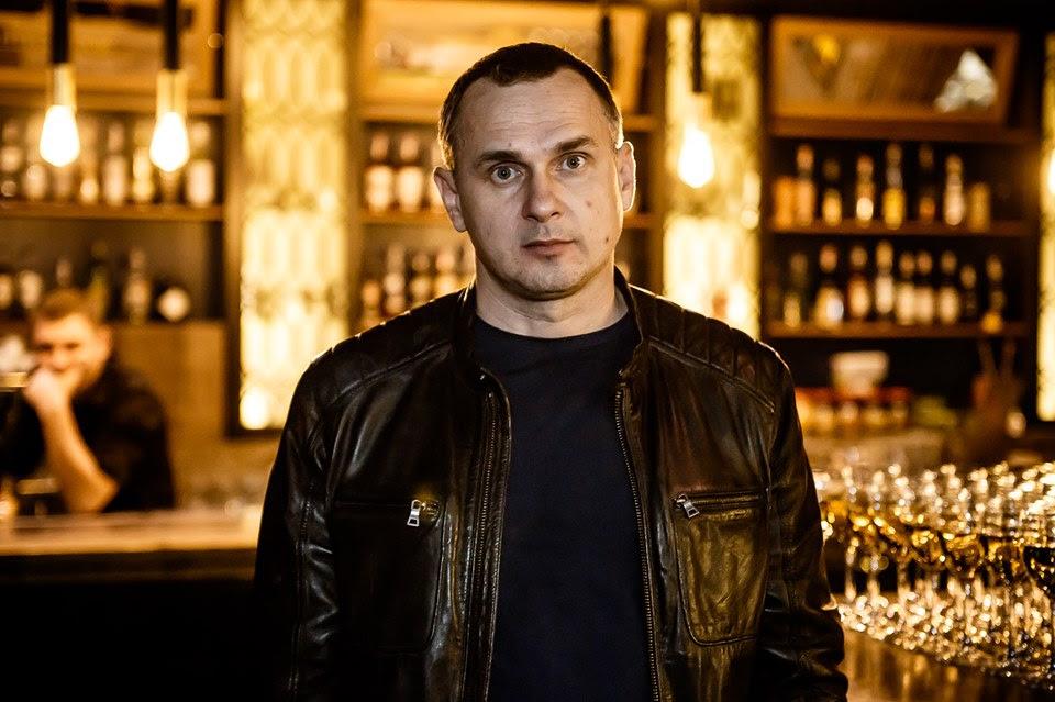 Олег Сєнцов