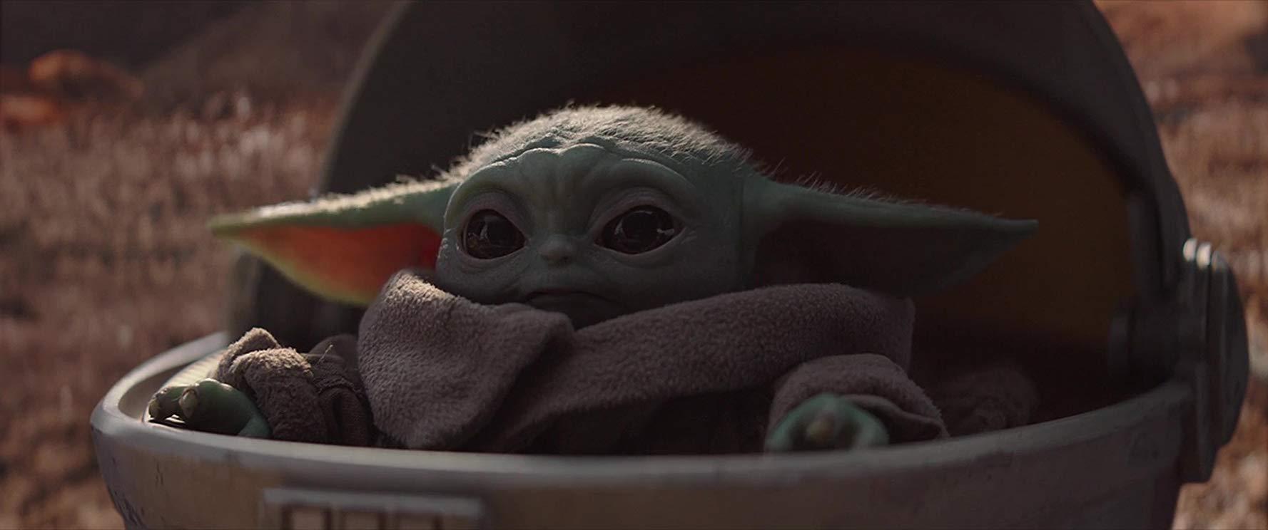 Сериал Мандалорец 2 серия маленький Йода