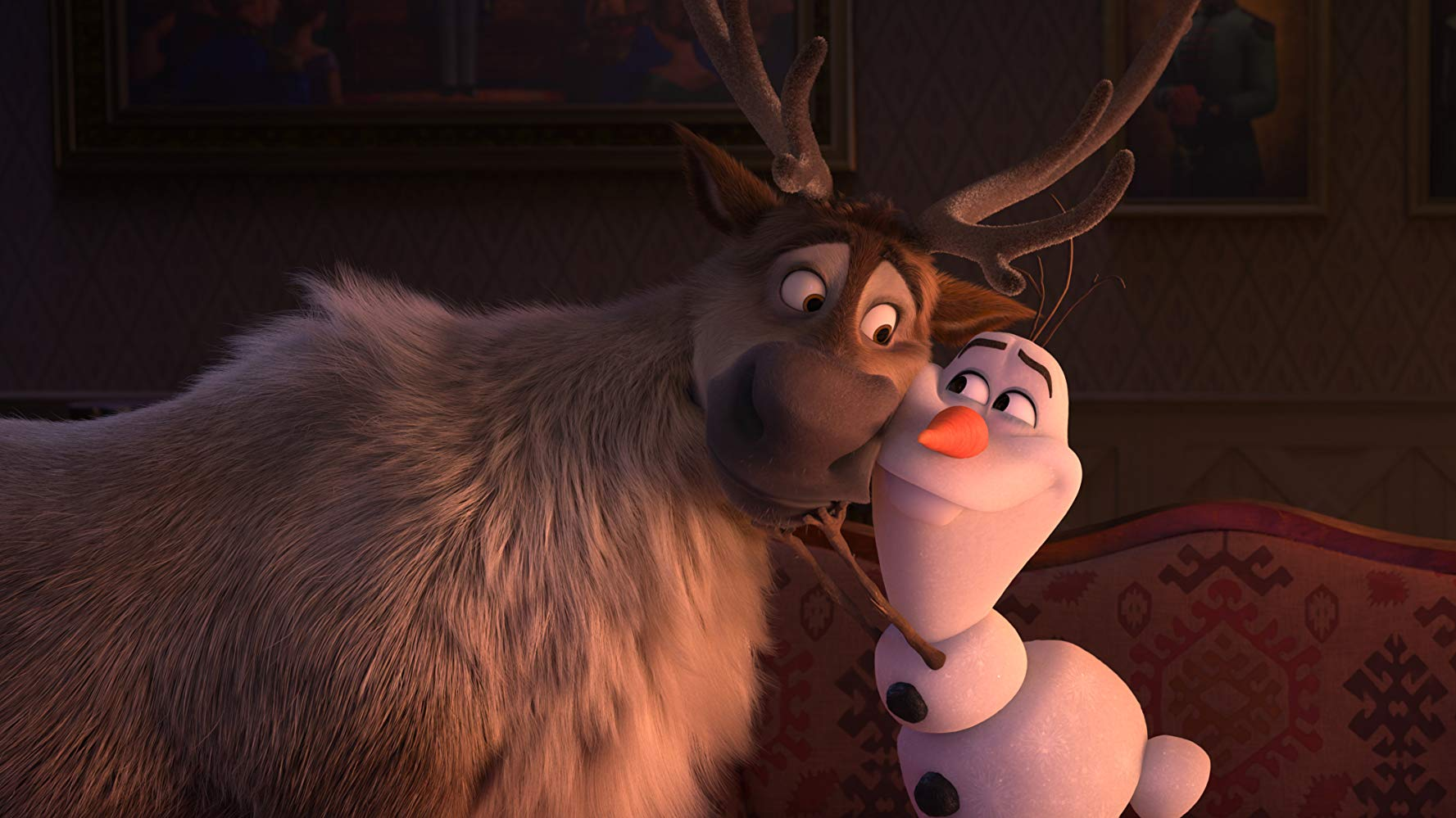 Холодное сердце 2 (Frozen 2)