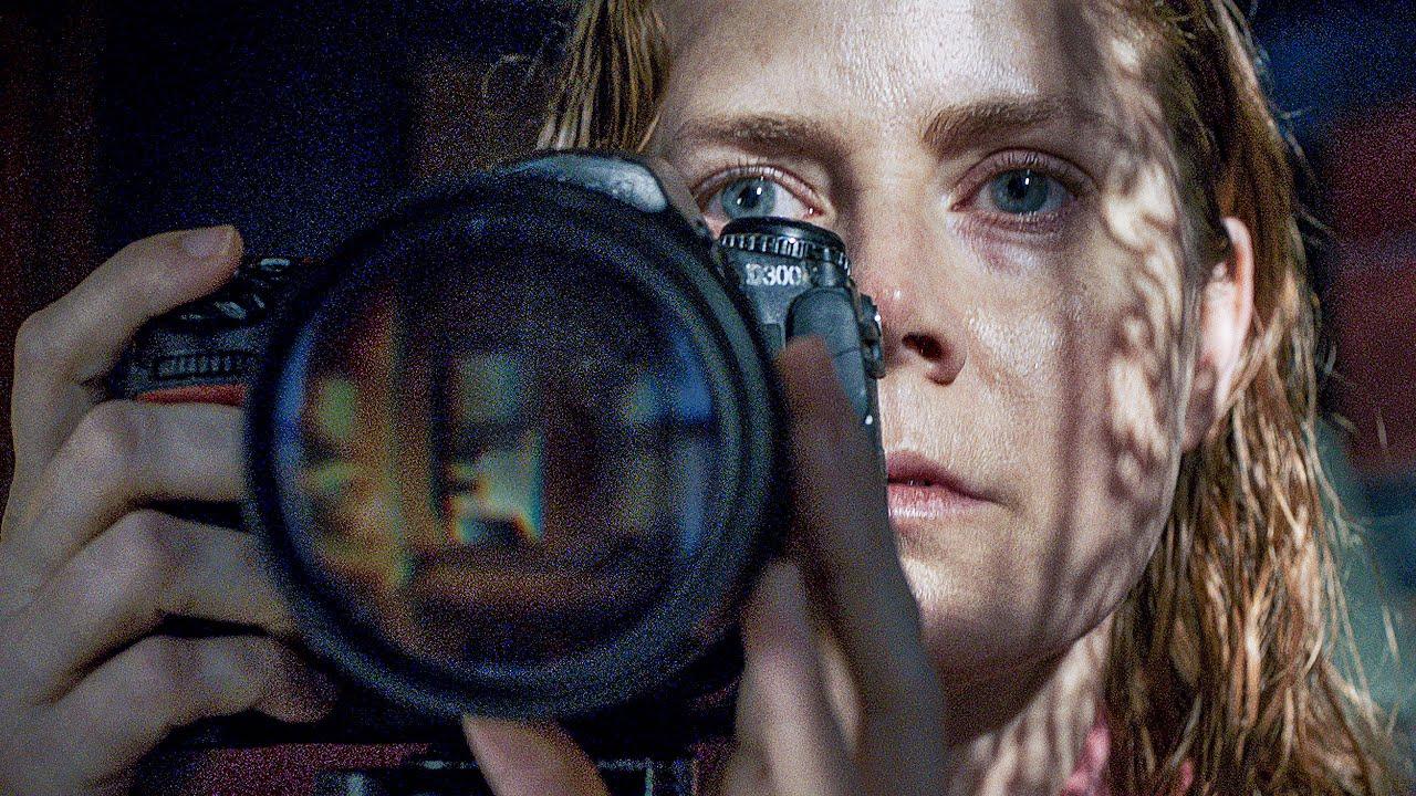 Вийшов трейлер фільму «Жінка у вікні»