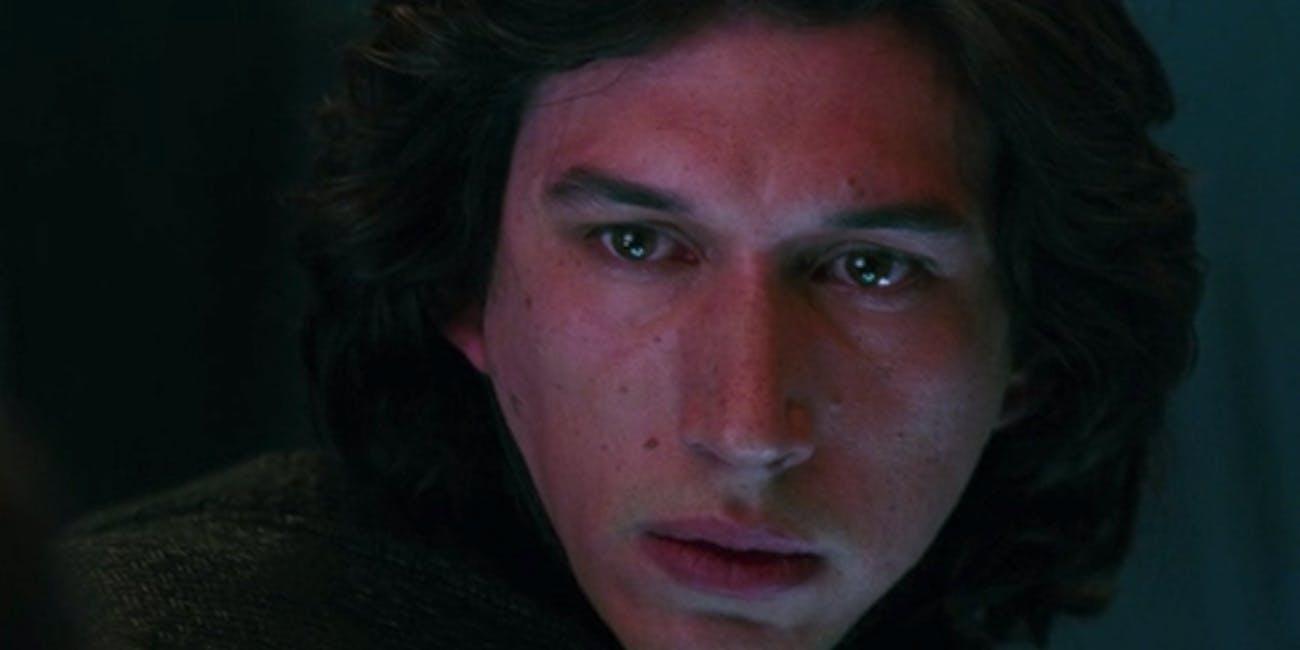 Звездные войны Пробуждение силы Star Wars The Force Awakens Кайло Рен без маски