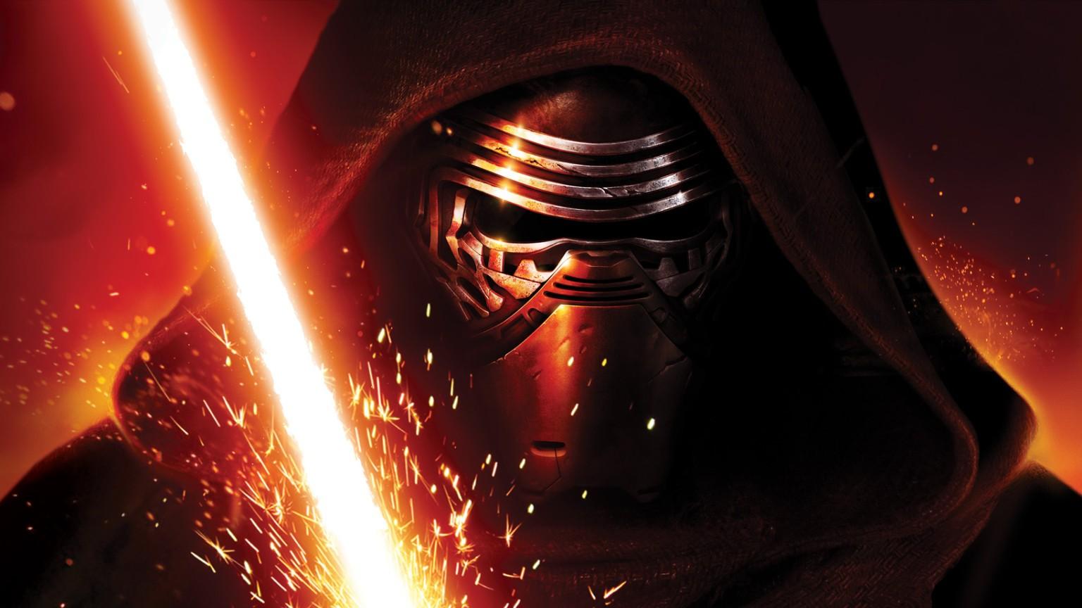 Звездные войны Пробуждение силы Star Wars The Force Awakens Кайло Рен меч