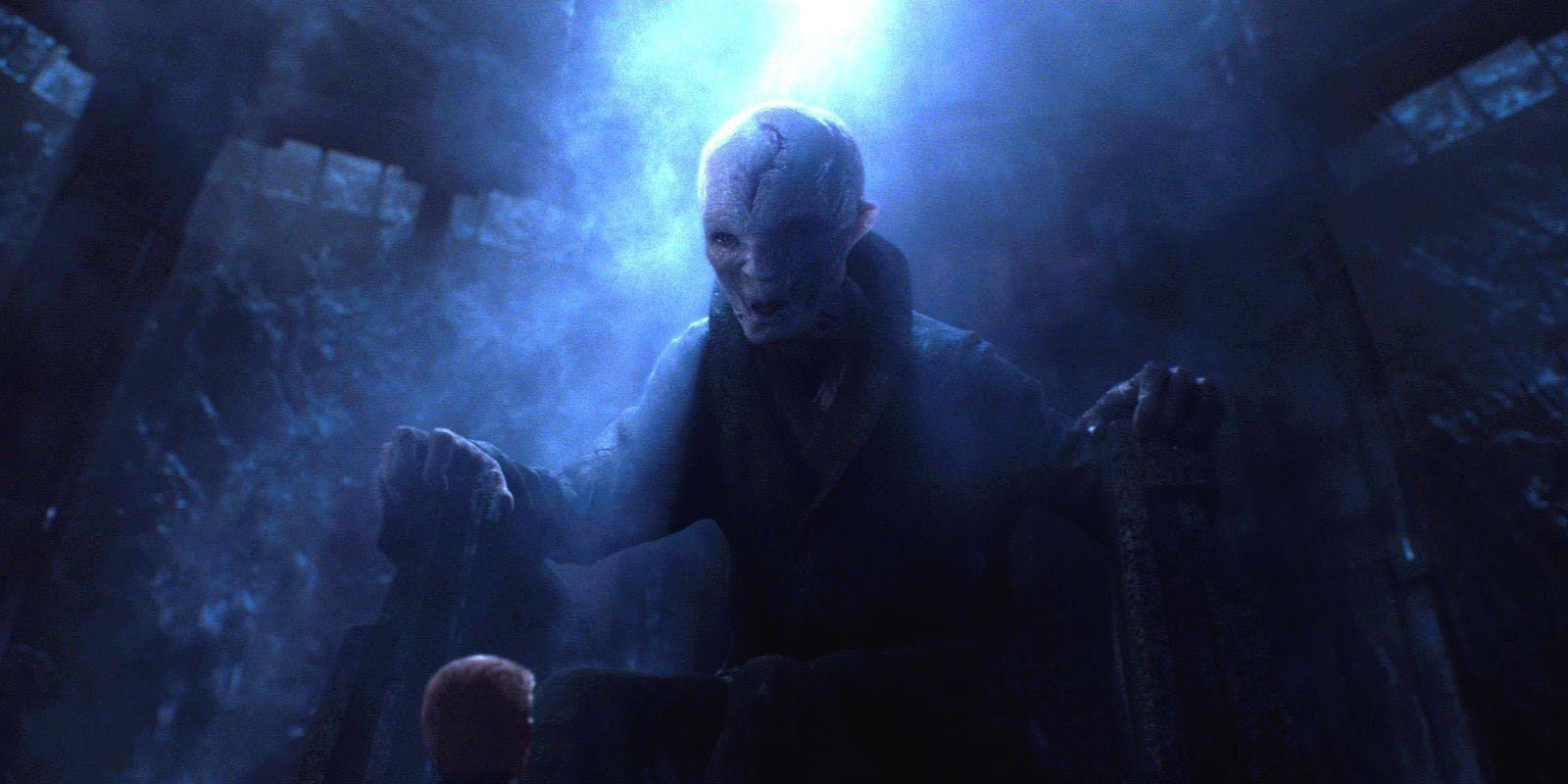 Звездные войны Пробуждение силы Star Wars The Force Awakens Сноук