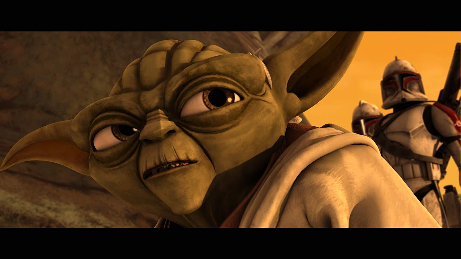 Звёздные войны: Войны клонов (Star Wars: The Clone Wars) 2008-2020