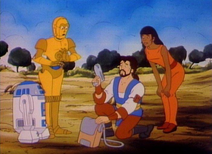 Звёздные войны Дроиды (Star Wars Droids) 1985-1986