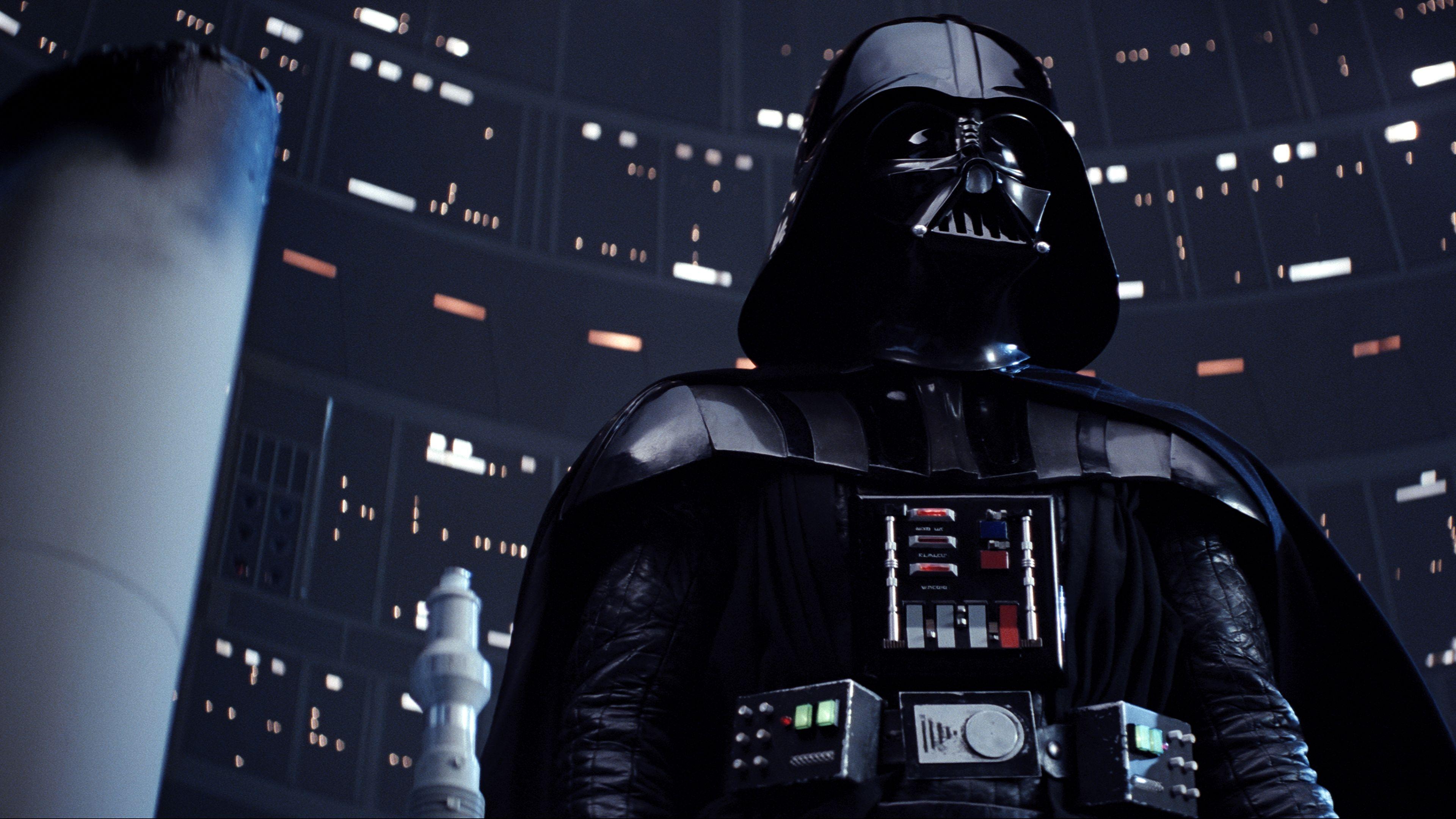 Империя наносит ответный удар Дарт Вейдер