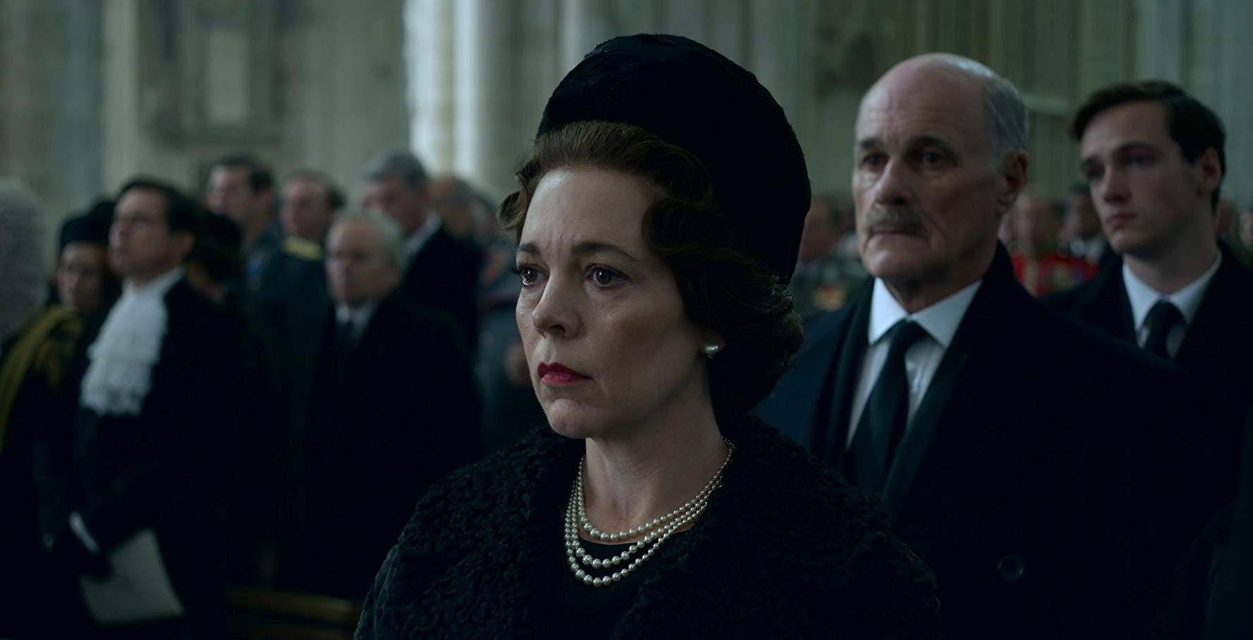 Корона (3 сезон) (The Crown, season 3)