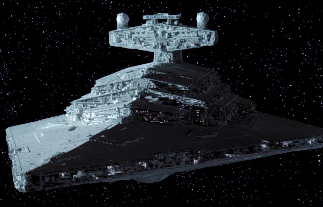 Новая надежда Звездные войны имперский крейсер