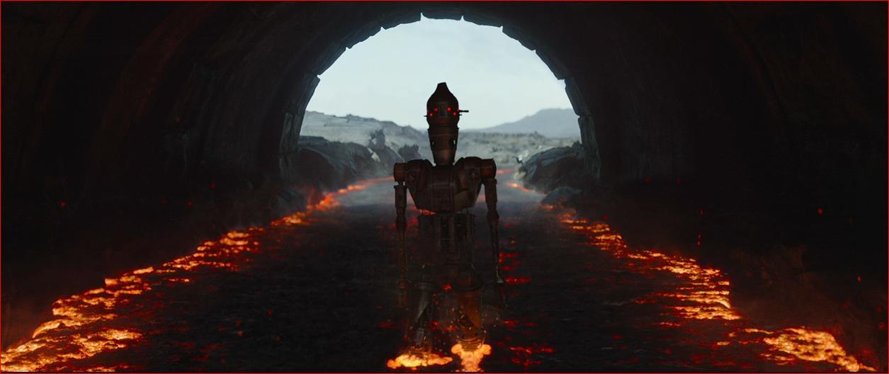 Сериал Мандалорец финальная серия Mandalorian