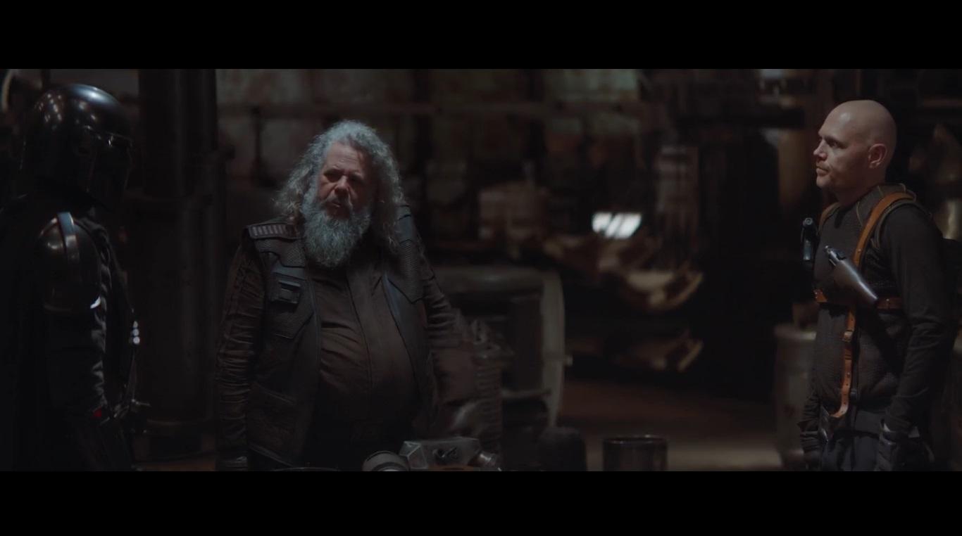 Сериал Мандалорец 6 серия