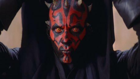 Скрытая угроза Звездные войны Дарт Молл