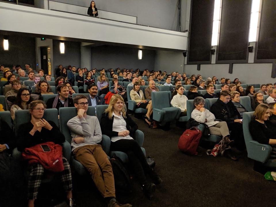 У Лондоні стартували Дні українського кіно 2019
