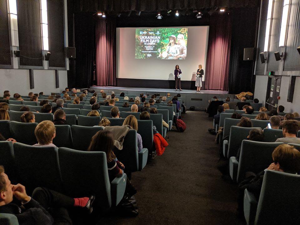 У Лондоні стартували Дні українського кіно