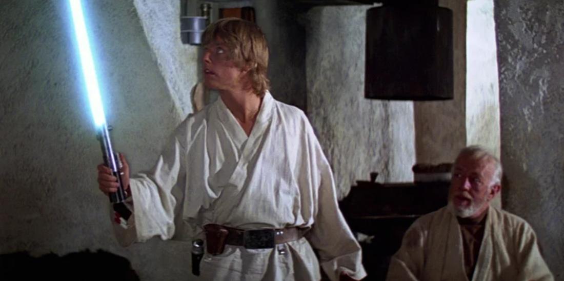 Эпизод IV Новая надежда Люк Скайуокер Оби-Ван Кеноби