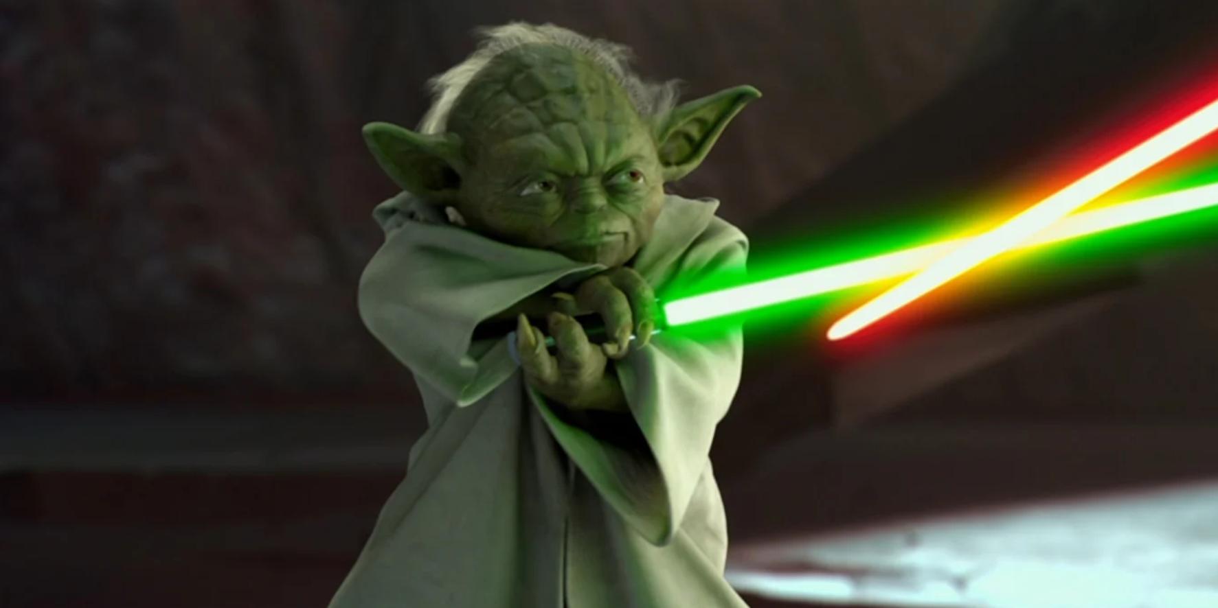 атака клонов звездные войны йода
