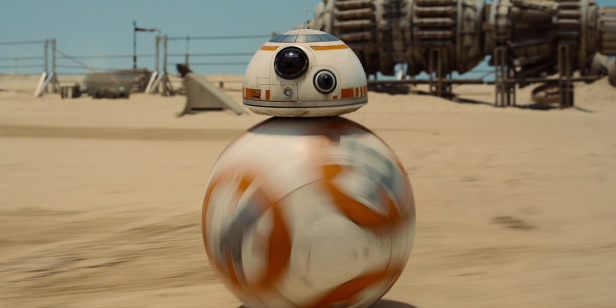 BB-8 — дроид