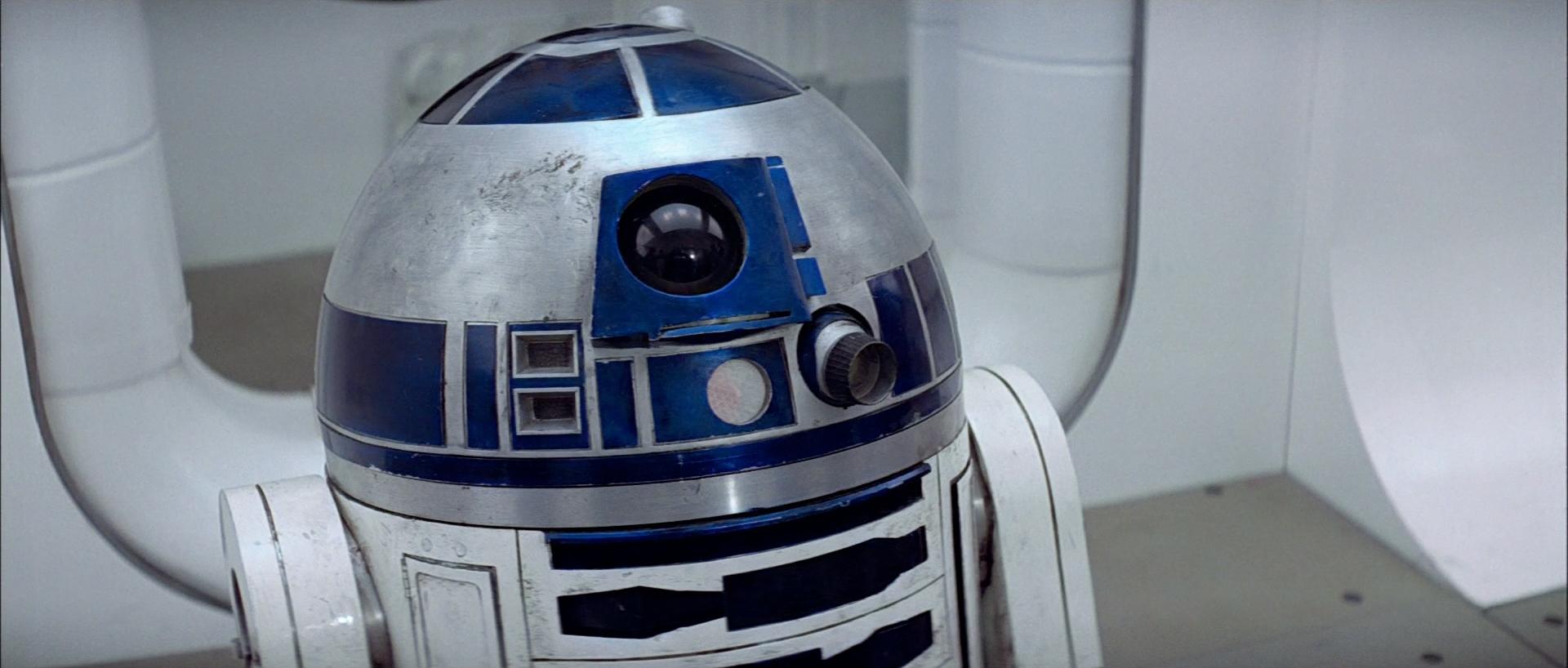 R2-D2 Звездные войны