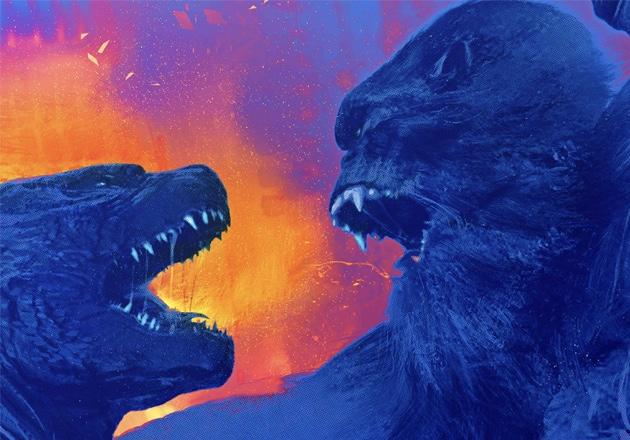 Годзилла против Конга (Godzilla vs. Kong)