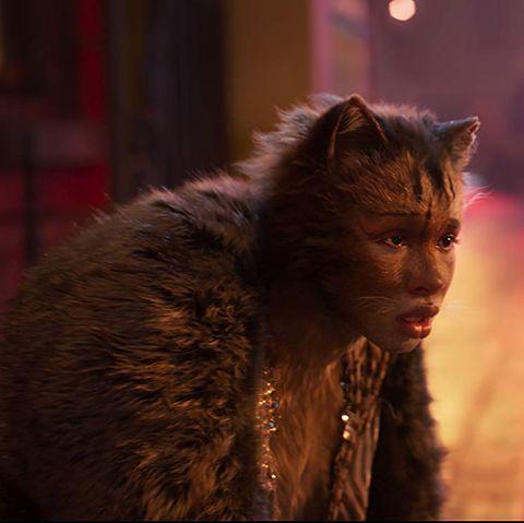 Кошки (Cats) 2019 кошмар
