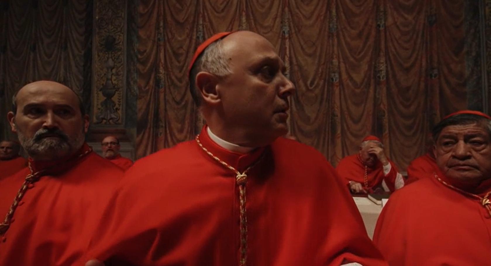 Новый Папа 1 серия