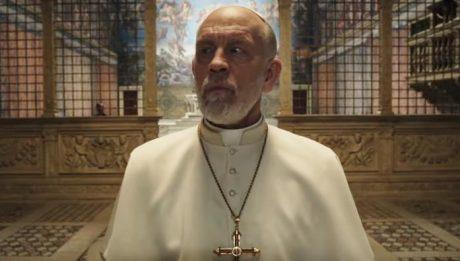 Новый Папа 3 серия Джон Малкович