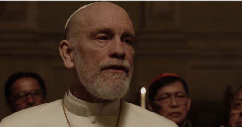 Новый Папа 4 серия Джон Малкович