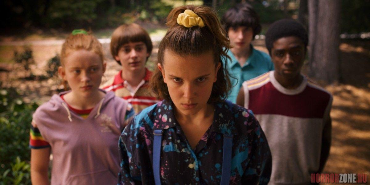"Очень странные дела, 3 сезон ""Stranger Things 3"""
