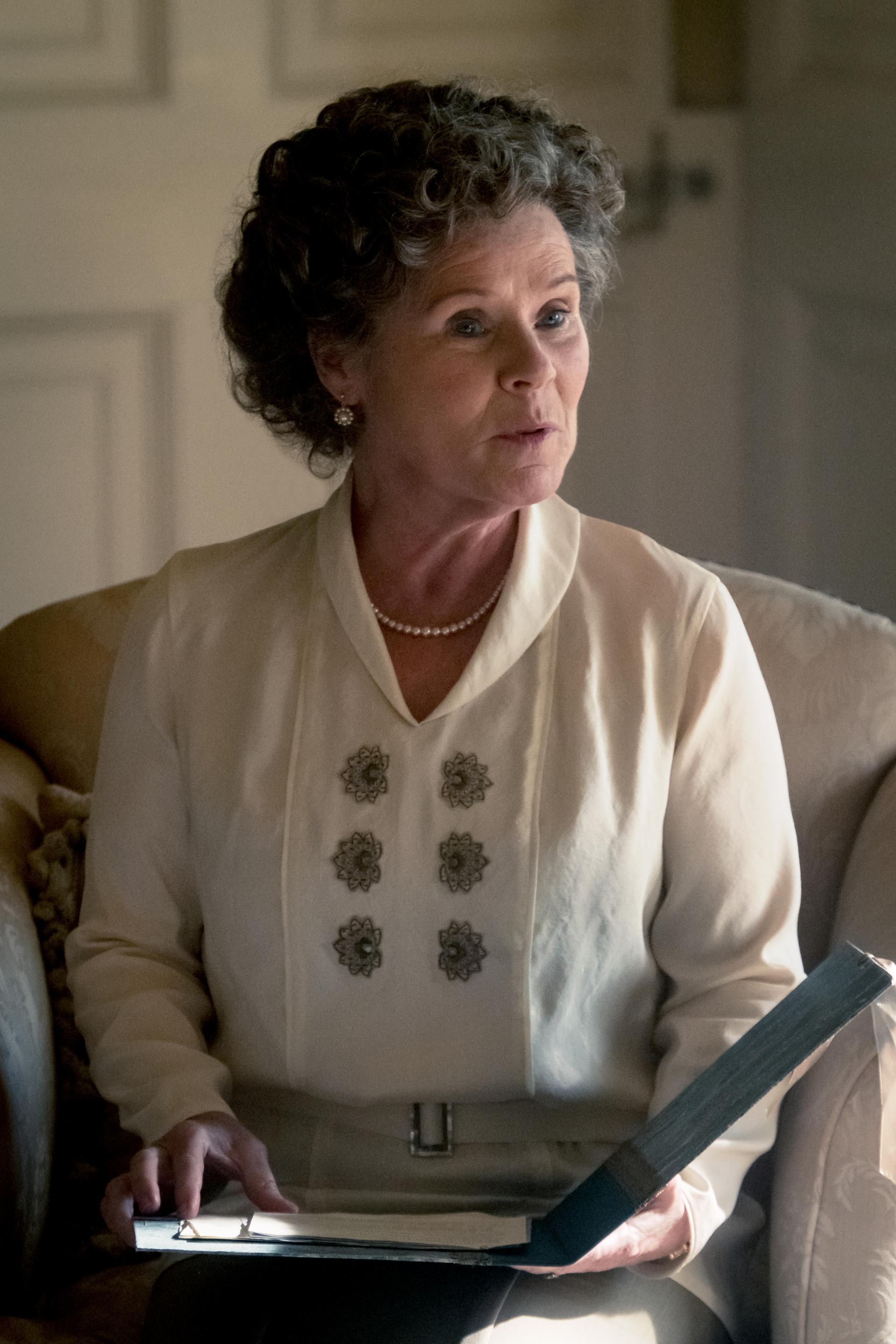 Имельда Стонтон будет играть королеву в сериале Корона