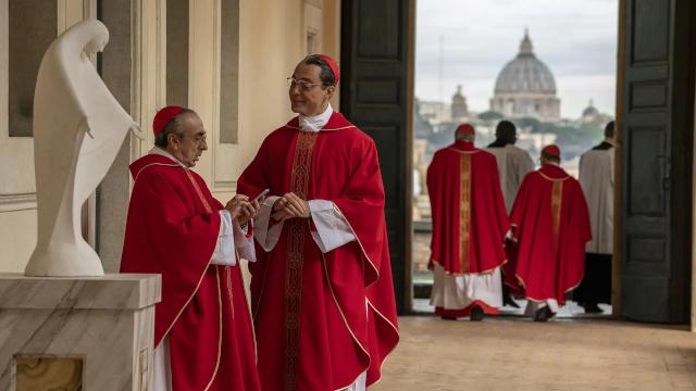 Новый Папа 8 серия Орландо Сильвио