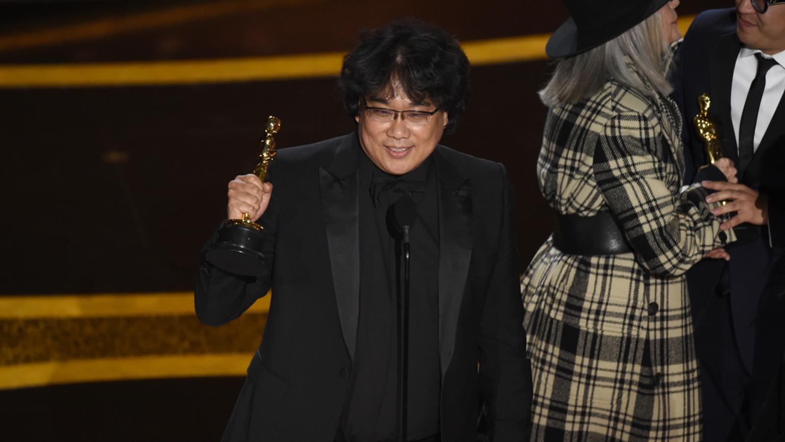 Оскар за лучший фильм получила корейская лента «Паразиты»