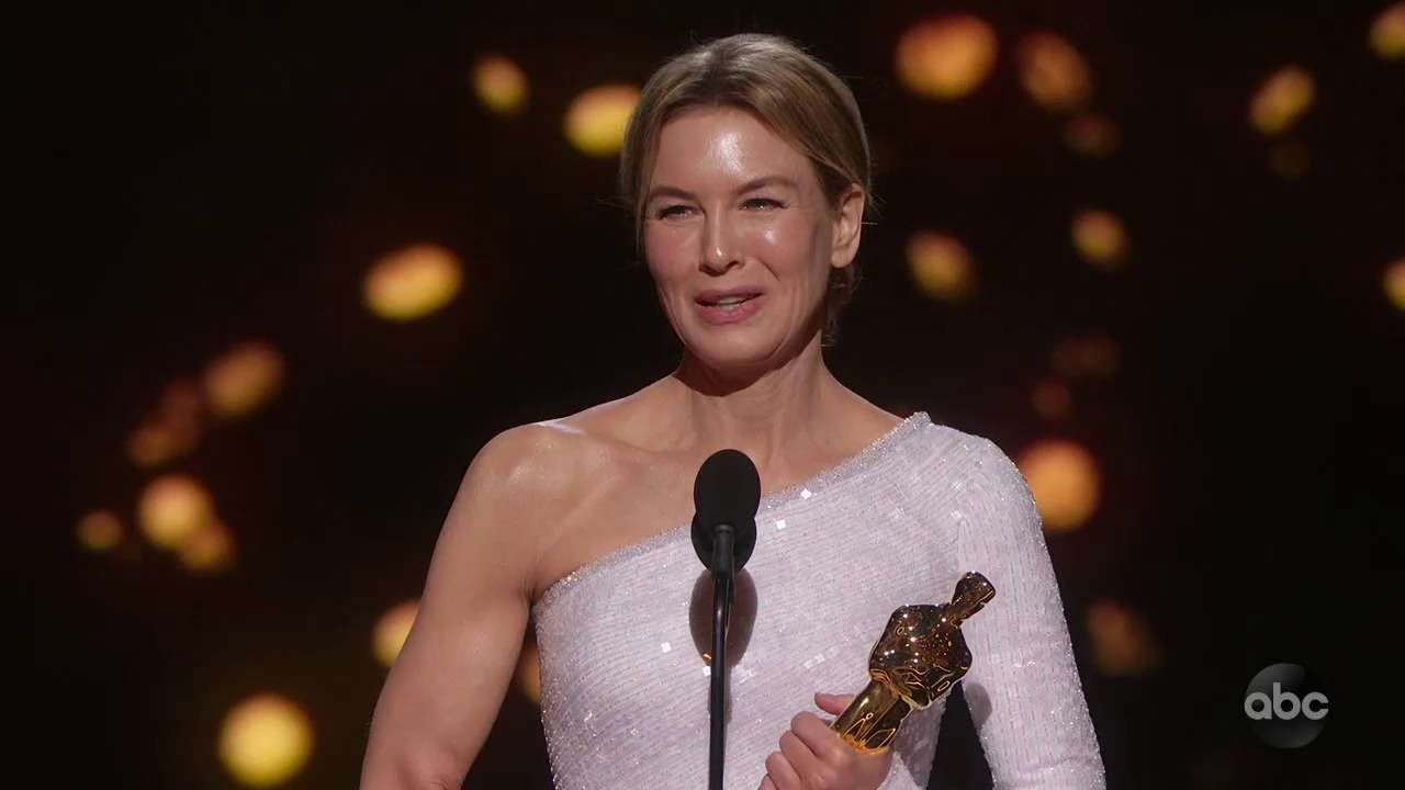 Рене Зеллвегер получила Оскар лучшая женская роль 2020