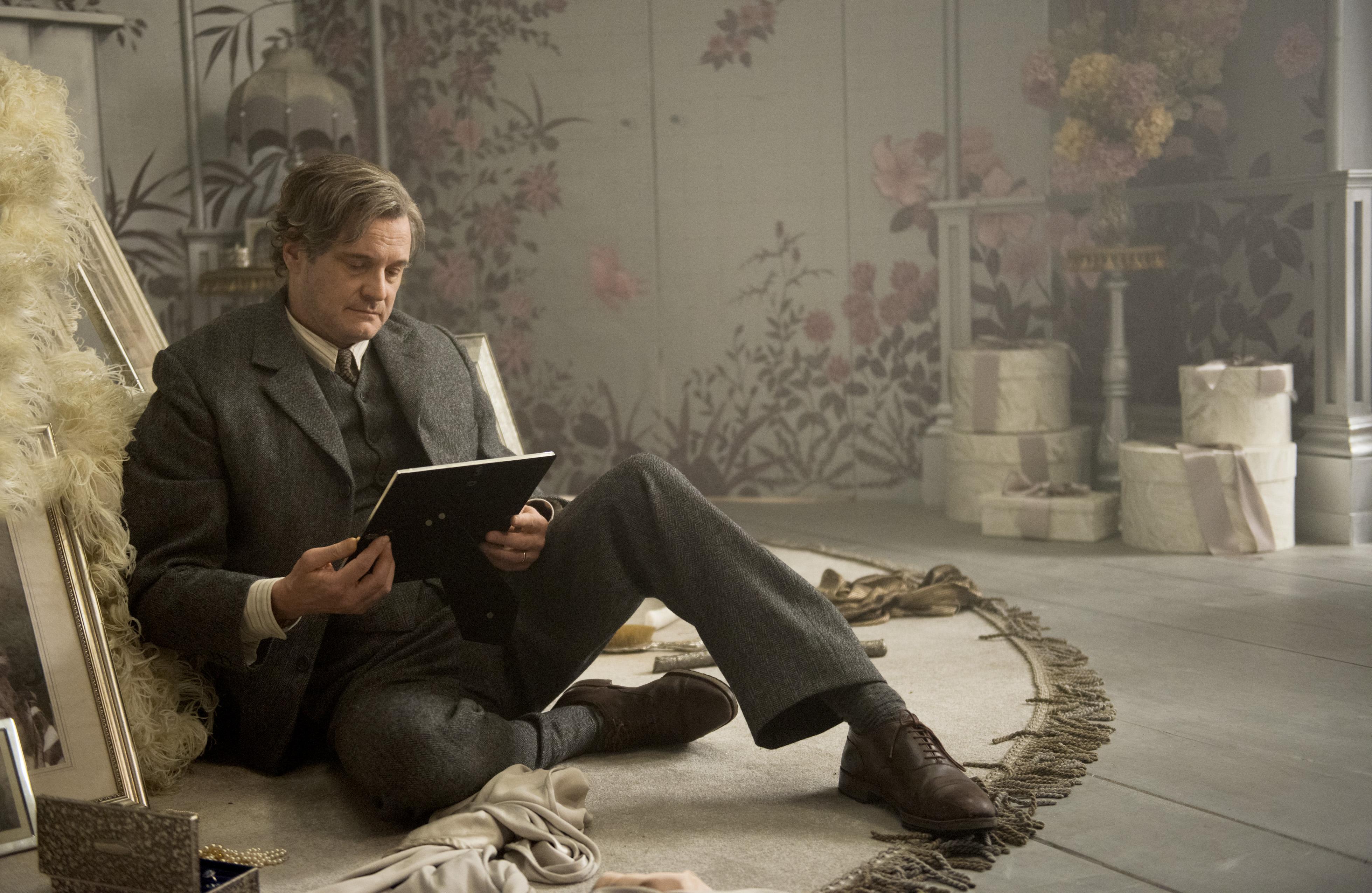 Вийшли офіційні трейлер та постер фільму «Таємничий сад» з Коліном Фертом