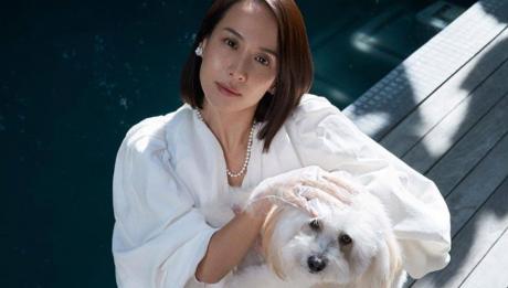 Чо Ё-джон (Jo Yeo-jeong) для W Magazine корейское кино Паразиты