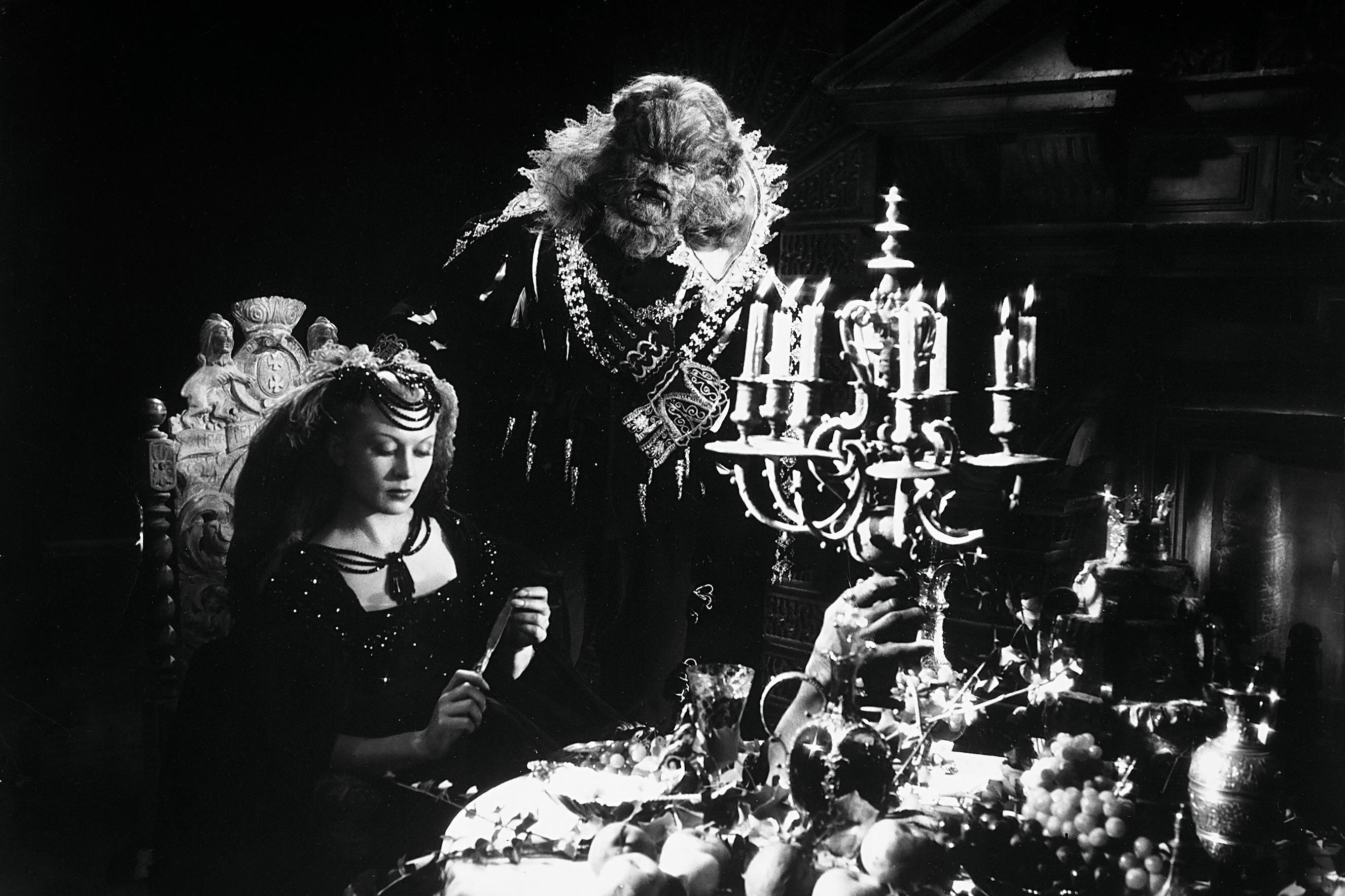 Красавица и чудовище(La Belle et la Bête) 1946