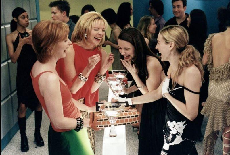 Секс в большом городе (Sex and the City) 1998–2004