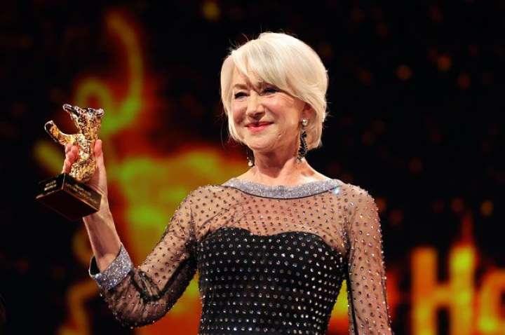 Хелен Миррен почетный приз Берлинский фестиваль