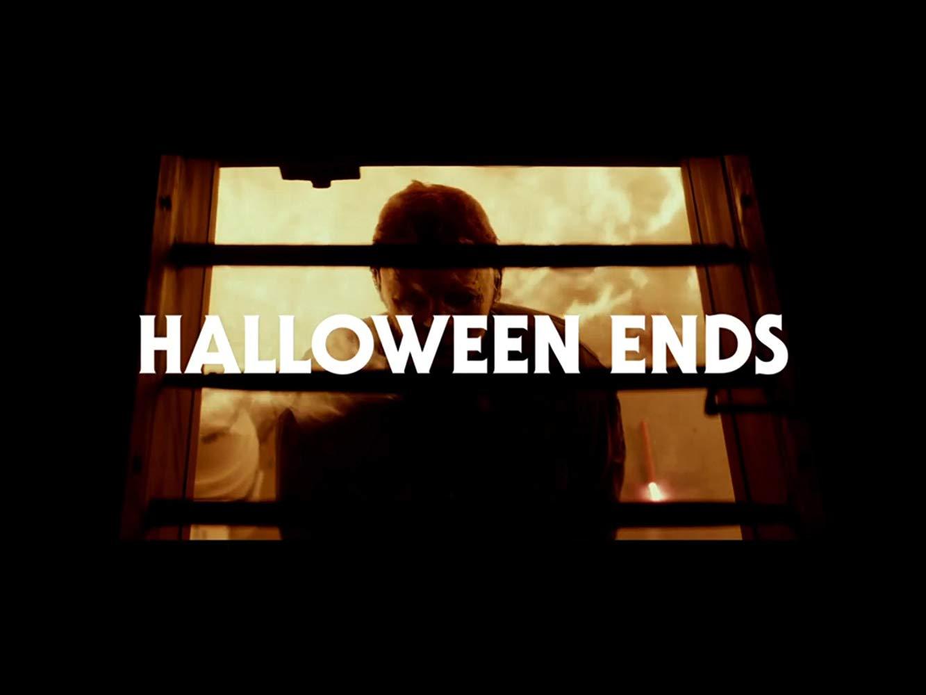 Хэллоуин заканчивается (Halloween Ends)