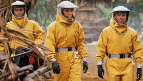 Эпидемия (Outbreak) 1995