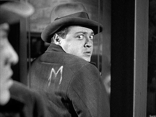 M (M) 1931 фильм Фриц Ланг