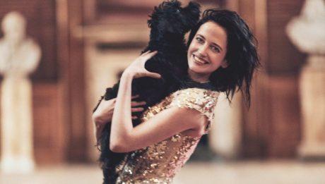 Ева Грин снялась в элегантной фотосессии для Telegraph Magazine
