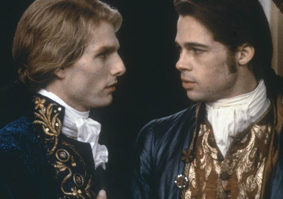 Интервью с вампиром (Interview with the Vampire: The Vampire Chronicles) 1994 Брэд Питт