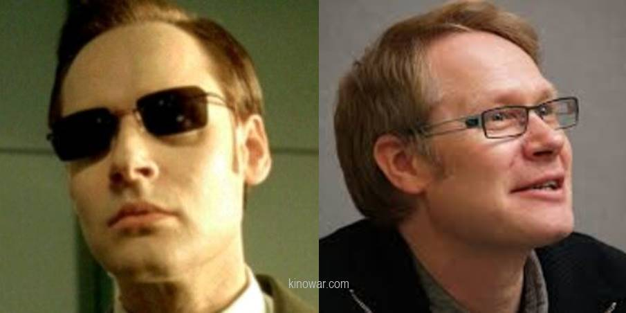 Агент Браун из Матрицы 20 лет спустя