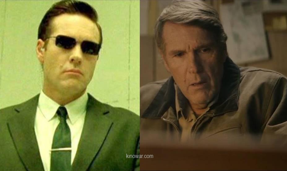 Агент Джонс Матрица и 20 лет спустя