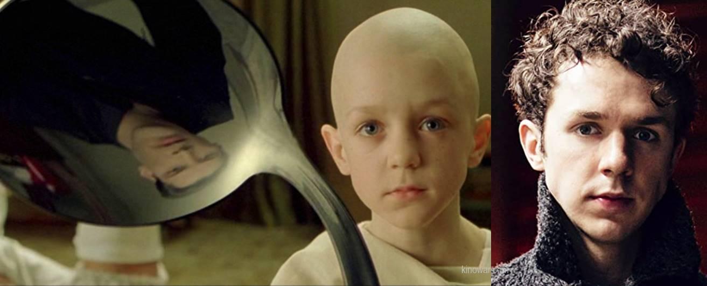 Мальчик с ложкой из Матрицы 20 лет спустя