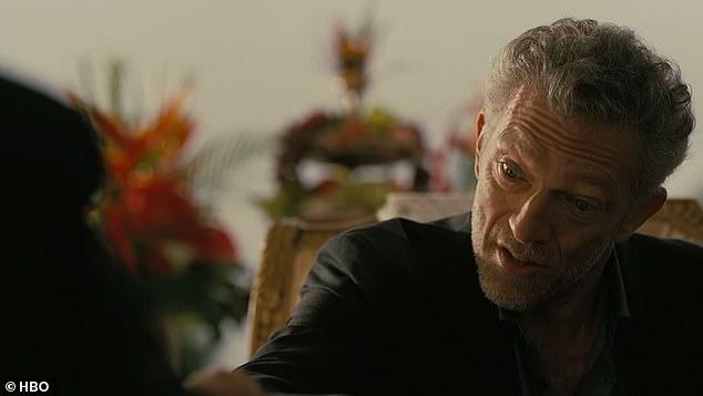 Мир Дикого Запада, 3 сезон 5 серия Венсан Кассель