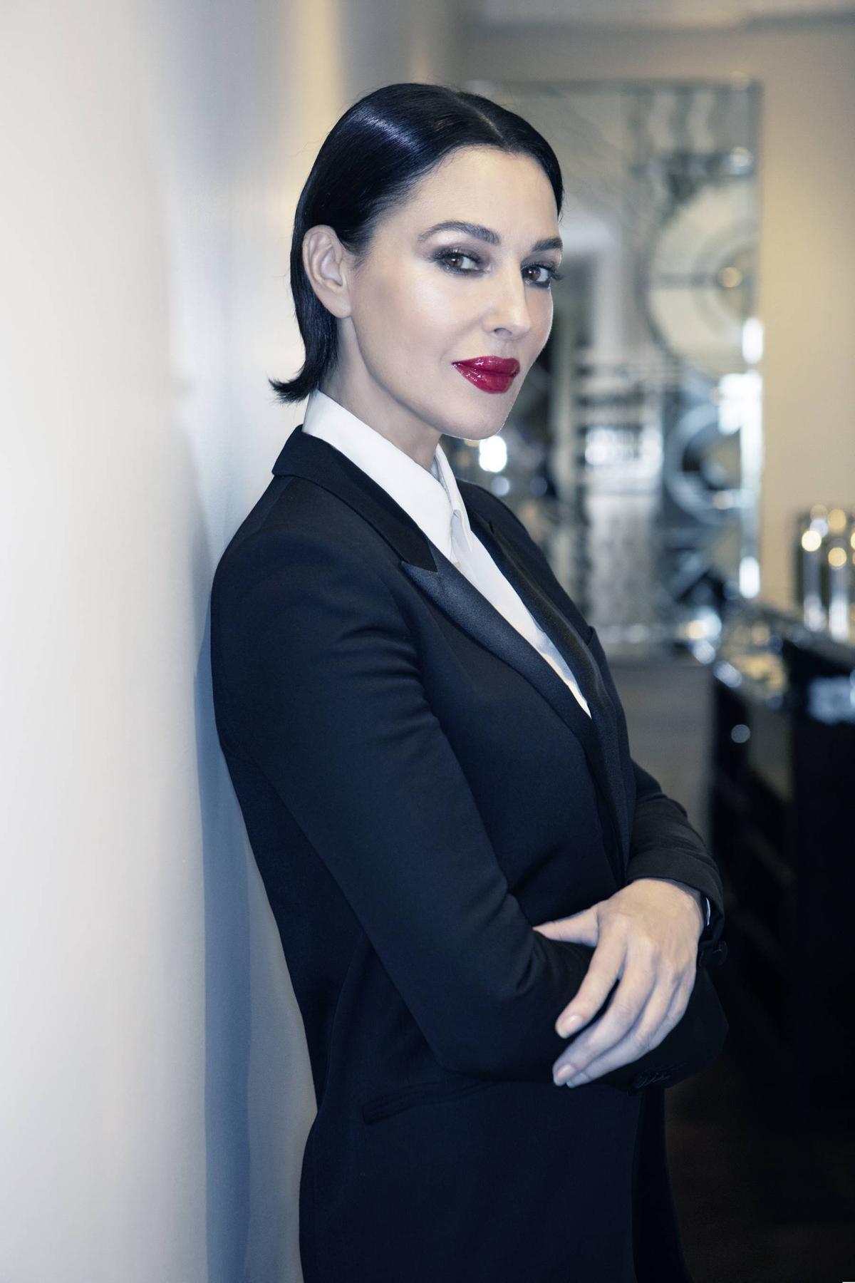 Моника Беллуччи фотосессия Мадам Фигаро